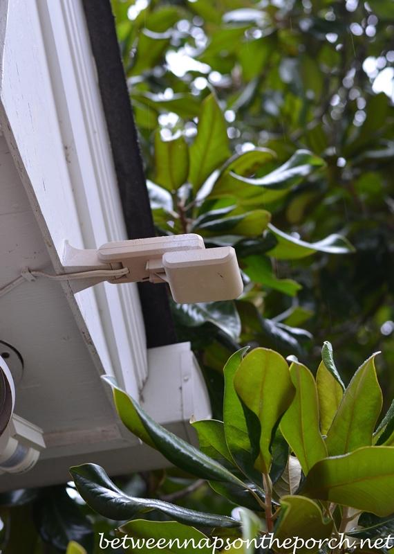 Rain Shutoff Device