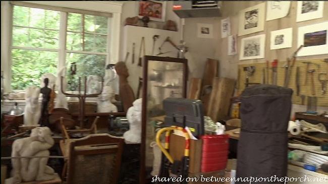 The Big Wedding Art Studio