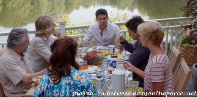 The Big Wedding, Dining on the Deck_wm