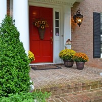 Goodbye Mildew and Mold, Hello Shiny Clean Porch!