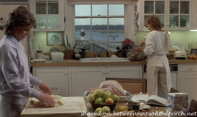 Kitchen in the Movie, The Big Chill 04