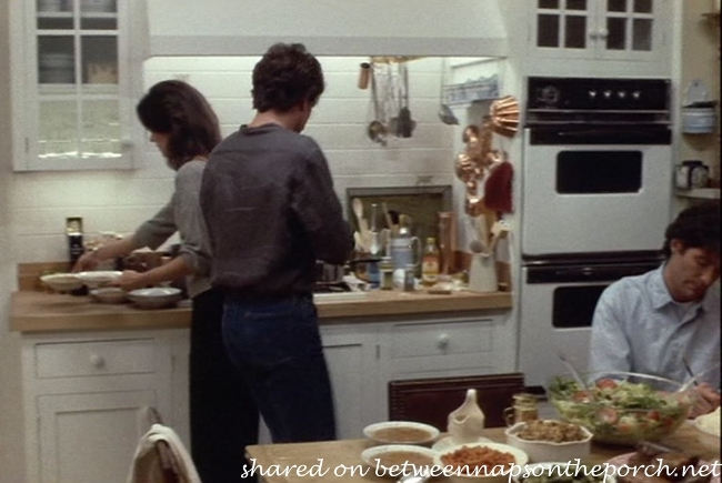Kitchen in the Movie, The Big Chill 05