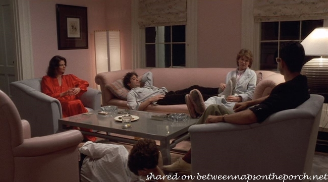 Living Room in Movie, The Big Chill 1_wm