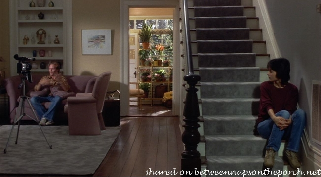 Staircase in the Movie, The Big Chill