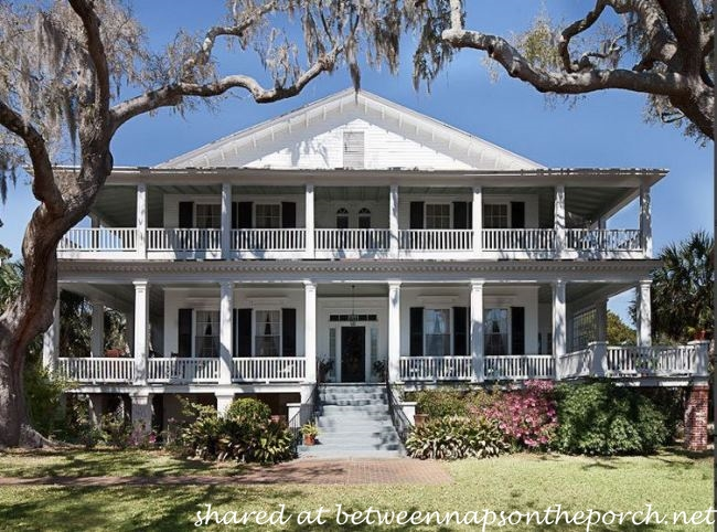 The big chill tour the antebellum house in the movie - Plan de maison coloniale ...
