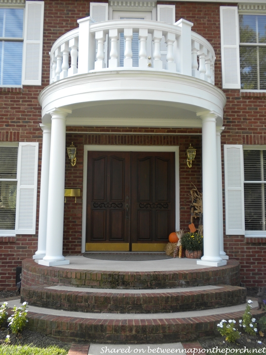 Traditional Front Porch Addition