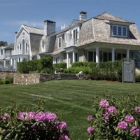 Tour a Seaside Home Built with Old World Charm in Cape Cod