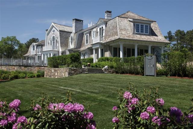 Waterside Home, Cotuit Village in Barnstable on Cape Cod MA 09