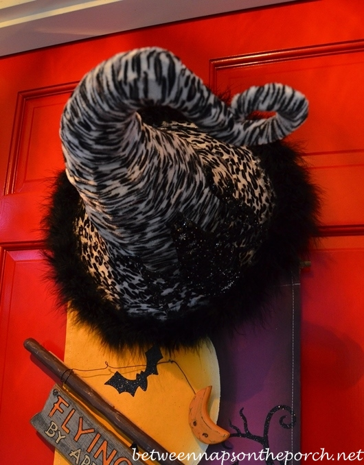 A Witches Hat for the Front Door