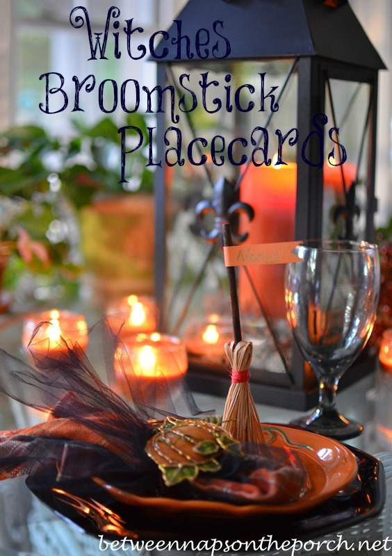 Broomstick-Place-Cards-for-Halloween-Table-Setting-4