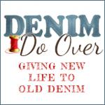 A Secret Project Reveal: Kicking Off Denim Do Over!