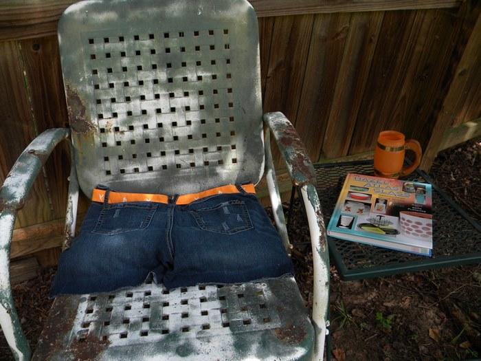 Denim Sit-Upons