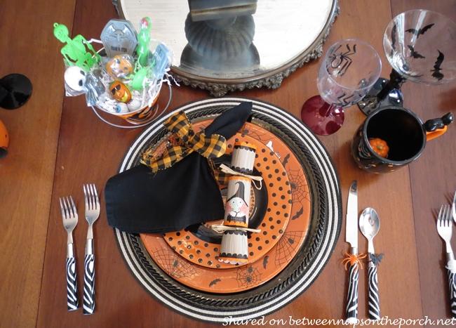 Dining room Halloween 2013