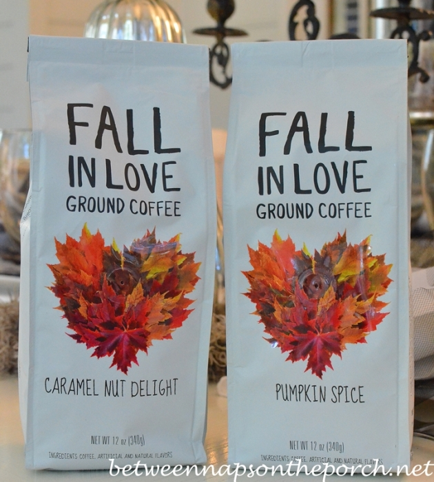 Fall in Love Coffee