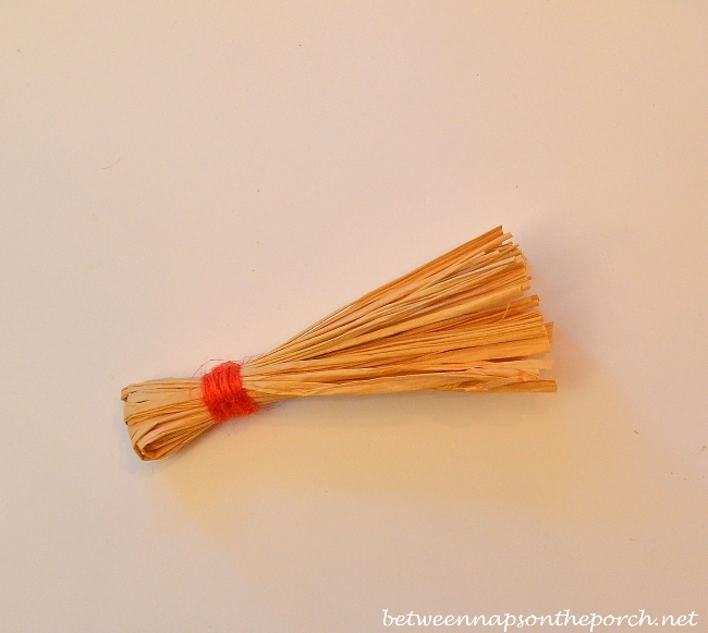 Halloween Broomstick Place Card Holders 4