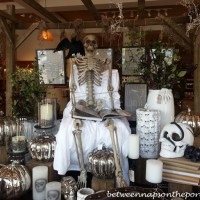 Halloween Decorating and Table Setting Ideas