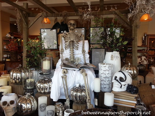Halloween Decorating and Table Setting Ideas – Between Naps on the Porch