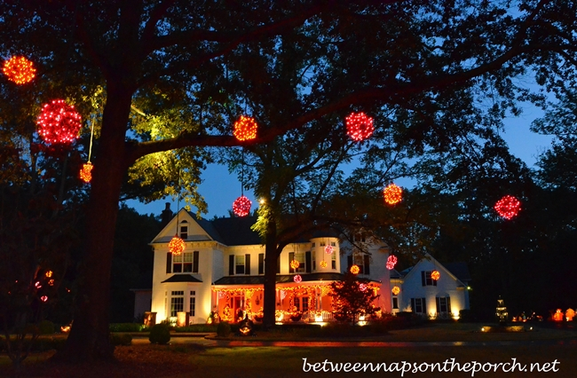 Halloween Exterior Decorations