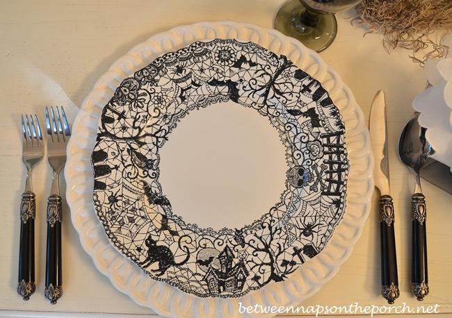 halloween plates - Halloween Plates Ceramic