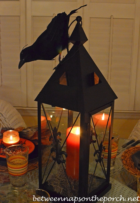 Halloween Table Setting by Candlelight 3_wm