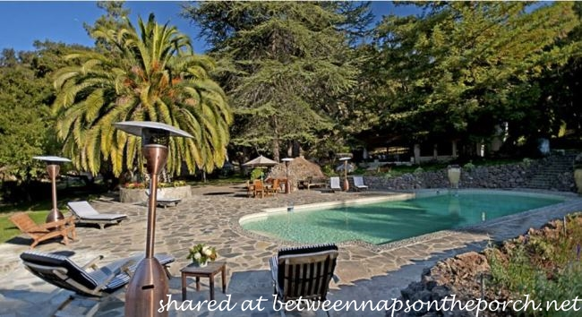 It's Complicated Movie House for Sale, the Pool_wm
