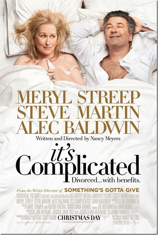 It's Complicated with Meryl Streep, Steve Martin and Alec Baldwin