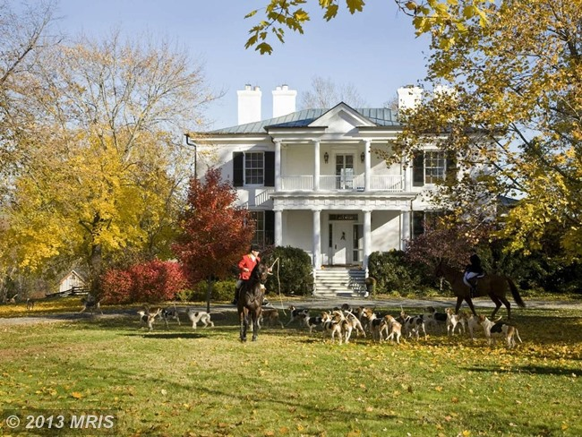 Tour an Historic Equestrian Estate in Virginia 09