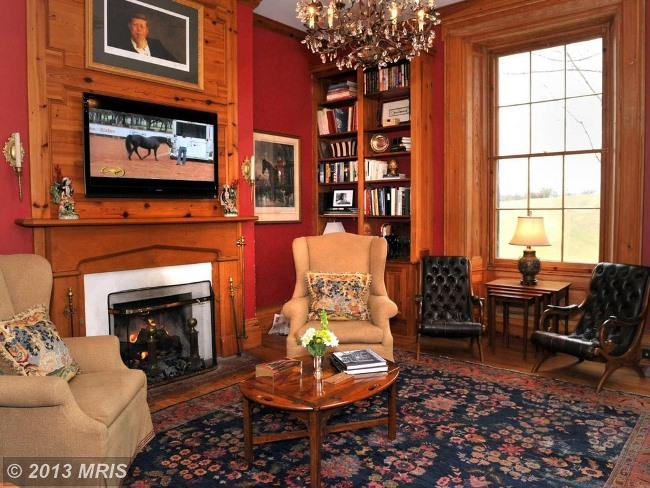 Tour an Historic Equestrian Estate in Virginia 10