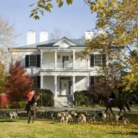 Tour an Historic Equestrian Estate in Virginia