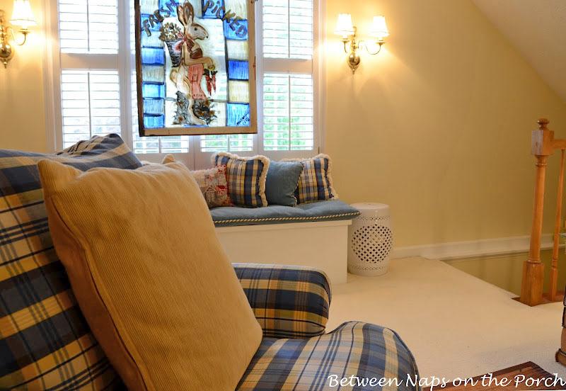 White Ceramic Garden Seat with Quatrefoil Design