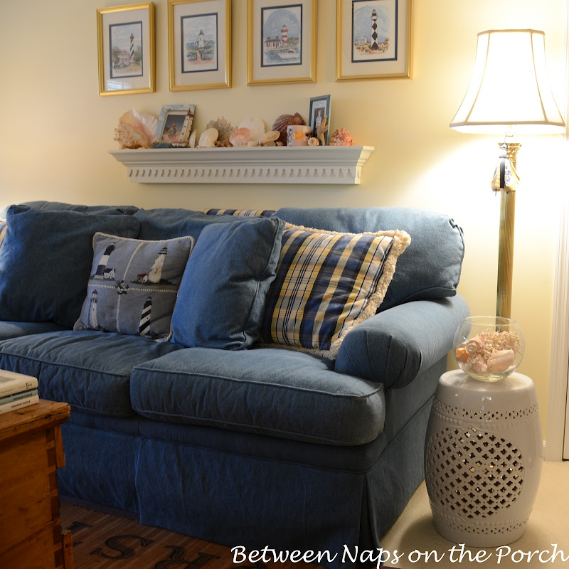 White Garden Seat with Quatrefoil Design