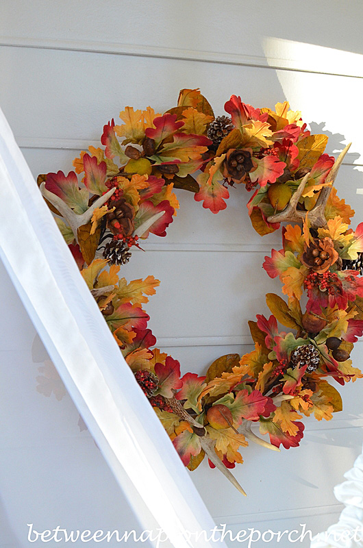 Breezes on a Fall Porch