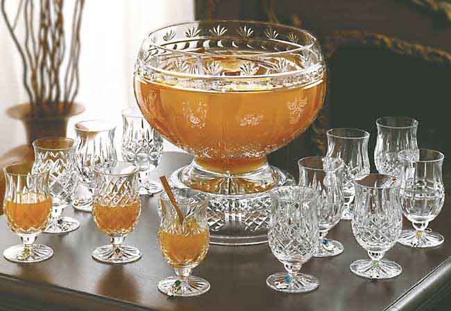 Christmas Citrus Punch