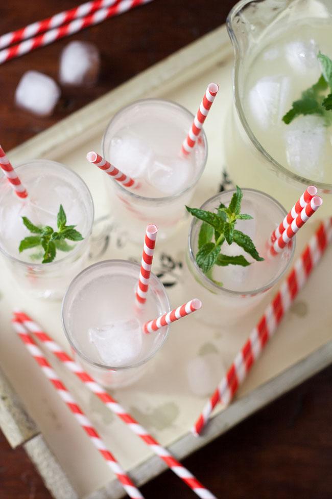 Ginger Lemonade 2