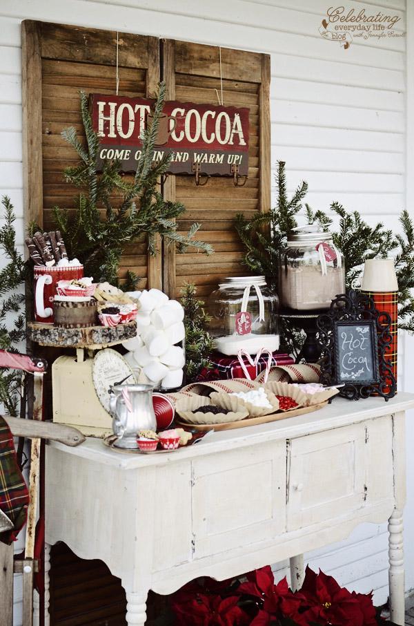 Hot Cocoa Sation
