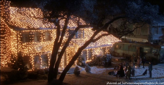 House in the Movie, A Christmas Vacation 1