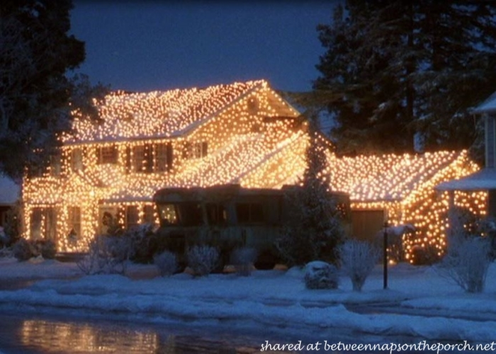 House in the Movie, A Christmas Vacation
