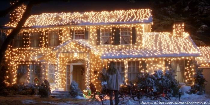 The Christmas Movie House Tacky Light Tour