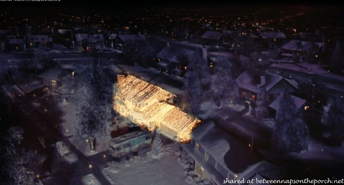 House in the Movie, A Christmas Vacation 4