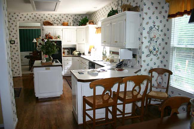 Kitchen Renovation Before Makeover