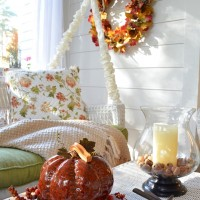 7 Ways To Decorate Your Home for Autumn & Halloween
