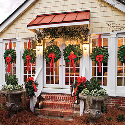 southern living magnolia wreaths