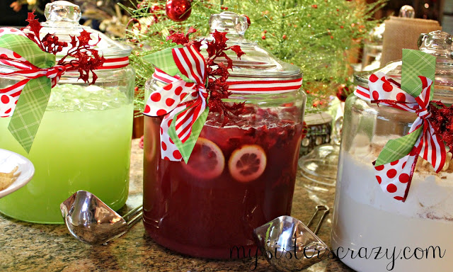 Three Holiday Christmas Drink Recipes