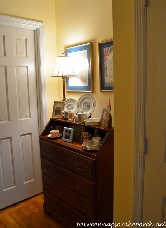 If These Walls Could Talk: A Mystery Alcove – Between Naps on the Porch