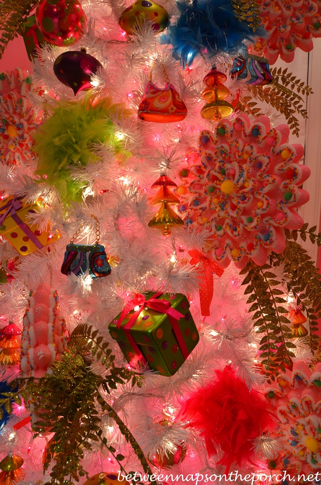 Christmas Tree for Little Girl's Room