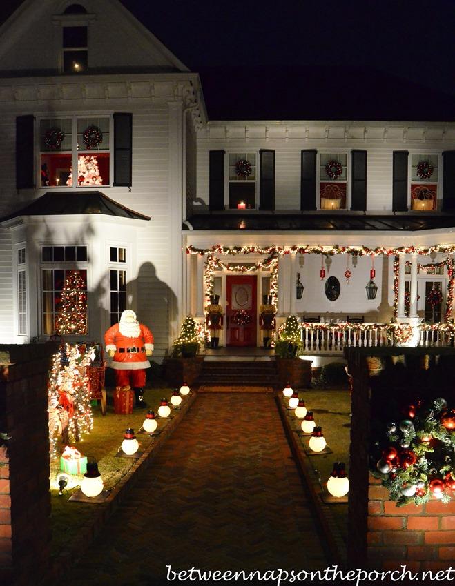 Christmas Walkway