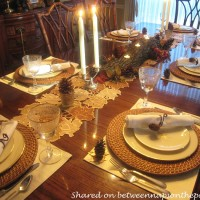 Make Pine Cone Napkin Rings for a Nature-Themed Table Setting