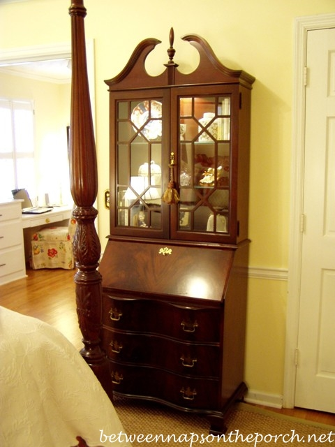 Secretary in Master Bedroom