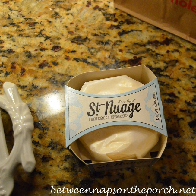 St. Nuage Cheese
