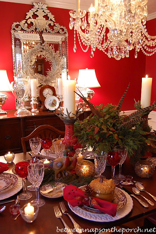 Thanksgiving-Tablescape-Table-Setting 2